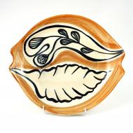 1 patera fajans włocławek piwek białoborska