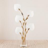 1902 antonio pavia floral lamp-1