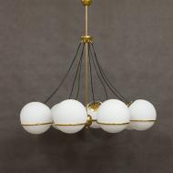 1953 italian brass floor lamp-2