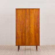 21007-Mid century Danish teak wardrobe-1
