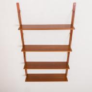 21020-4 shelves wall unit in teak 4 półki tekowe co miały być dla Pana z Sopotu-6