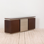 21082 - Arcebis sideboard by Giotto Stoppino , Italy 1970s-80s-3