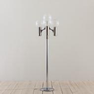 21091 Scolari floor lamp with 4 Murano glass shades-2