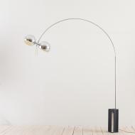 21122 Italian extra large arc floor lamp by Goffredo Reggiani for Reggiani, 1960s-2