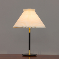 21245 Le Klint table lamp with brass and black base-6