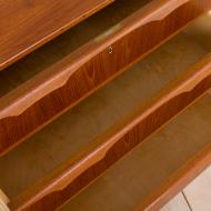 2128 Trekanten Danish teak chest of drawers-10