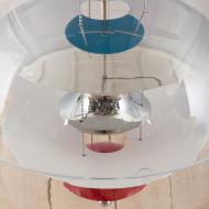 21284 Orginal Verner Pantone Globe pendant lamp, Denmark, 1960s-11