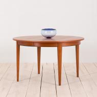 2187 Omann Jun extension teak table Model 55-1