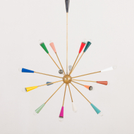 2190 Italian Sputnik lamp-1