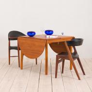 2193 Dansih drop leaf extensiont eak table -1