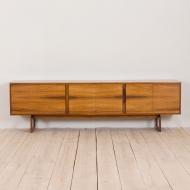 2236 Rosewood Sideboard by Arne Hovmand-Olsen for Mogens Kold, 1960s-2