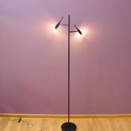 5 lampa podlogowa skandynawska retro modern wq