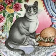 AYNSLEY TALERZ SUMMER CAT