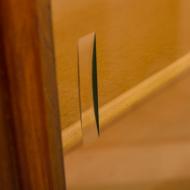 Borge Mogensen bookshelf with glass-4