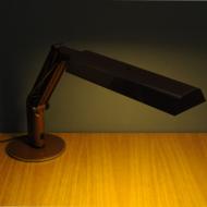 braz lampa architekta