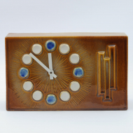 ceramic clock brusel_01