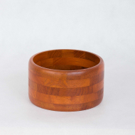 Danish teak  bowl from 70s-2