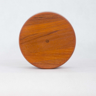Danish teak  bowl from 70s-4