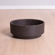 Donica ceramiczna, lata 60. prostokątna (1)