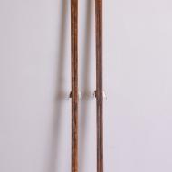 Drewniane narty, WN Zakopane, Polska, lata 70. karhu (3)