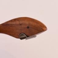 Drewniany otwieracz ryba, lata 70 (4)
