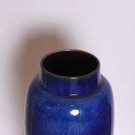 duży 51 cm niebieski wazon  (5)