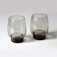 dwie dymne szklanki