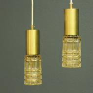 dwie lampy skandynawskie carl fagerlund para lamp f09o