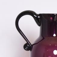 dzban szklany fioletowy (6)