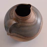 dzban wazon ceramiczny piękny pękaty (9)