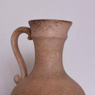 Dzbanek, Stein Keramik, Niemcy, lata 60. beżowy (3)