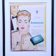 Embassy Soap 1949
