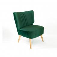 Fotel prl. Uszak, lata 60, LEKKA Furniture (4)