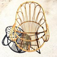 fotel vintage franzo 1