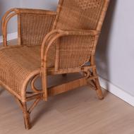 fotel wiklinowy z wysokim oparciem  (7)