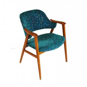 fotel zielony dunski 3