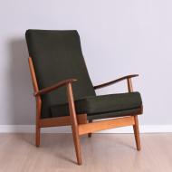 fotel zielony tekowy wysoki (1)