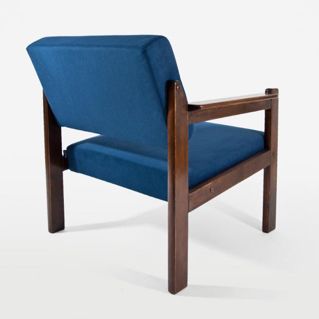 Fotel Lata 70 Rzadki Niespotykany Model Patynapl
