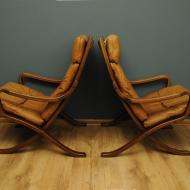 fotele skorzane skandynawskie dunski styl maleko 6y
