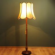 gabinetowa duza lampa przedwojenna