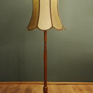 gabinetowa duza lampa przedwojenna  l