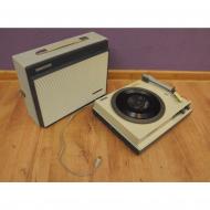 gramofon all transistor philips vintage winyl 4rr5