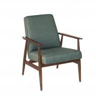 Henryk Lis 300-190 fotel prl, renowacja lekka furniture-8