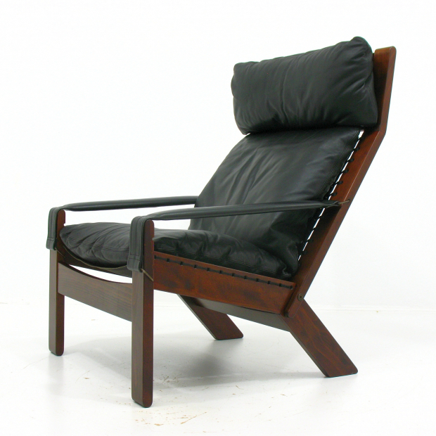 Fotel Westnofa Lata 70