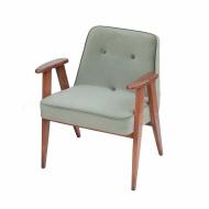 Józef Chierowski  typ 366, fotel PRL Lekka Furniture 8