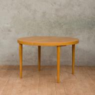 Kai kristiansen oak extension table-9