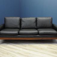 kanapa trzyosobowa sztuczna skra ekologiczna
