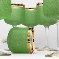kieliszki z zieloną posypką (1)