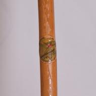 Kije do nart, lata 50. bambusowe (3)
