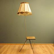 klasyk PRL lampa podlogowa  d